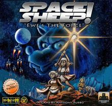 Space Sheep - vesmírná party kooperačka
