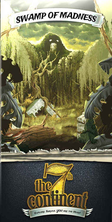 7th Continent, The: Swamp of Madness - obrázek
