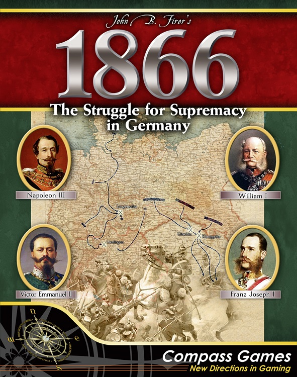 1866: The Struggle for Supremacy in Germany - obrázek