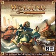 Wolsung: The Boardgame - obrázek