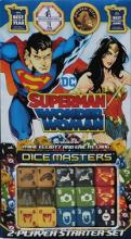 DC Comics Dice Masters: Superman and Wonder Woman