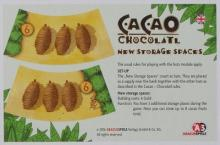 Cacao: Chocolatl - New Storage Spaces