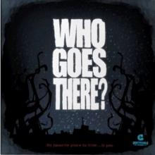 Who Goes There?: A game of growing paranoia