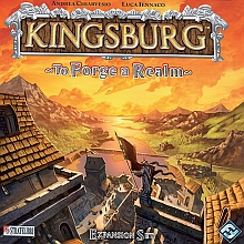 Kingsburg - To Forge a Realm - Nové