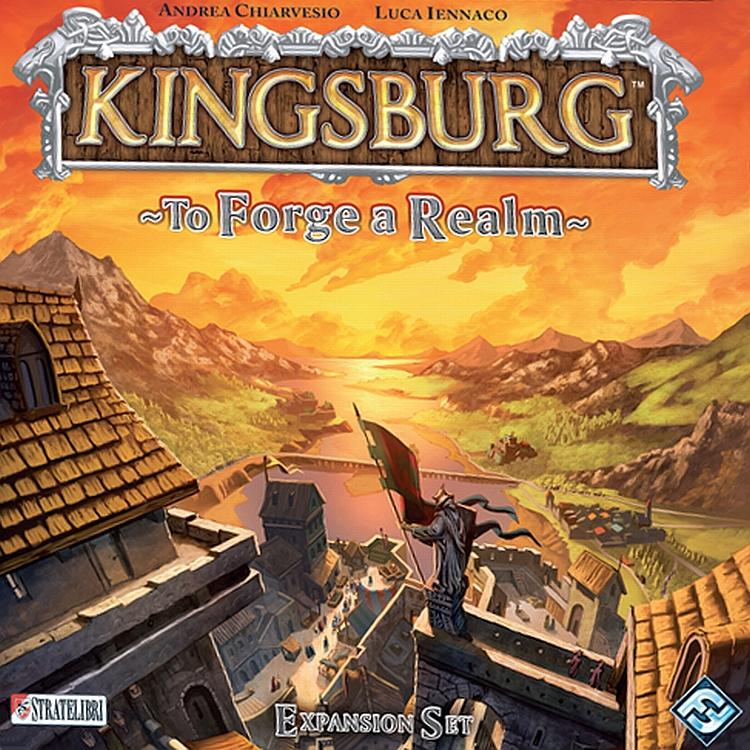 Kingsburg: To Forge a Realm - obrázek