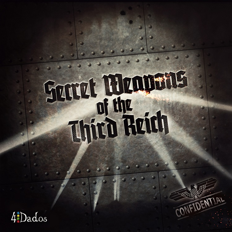 Secret Weapons of the Third Reich - obrázek
