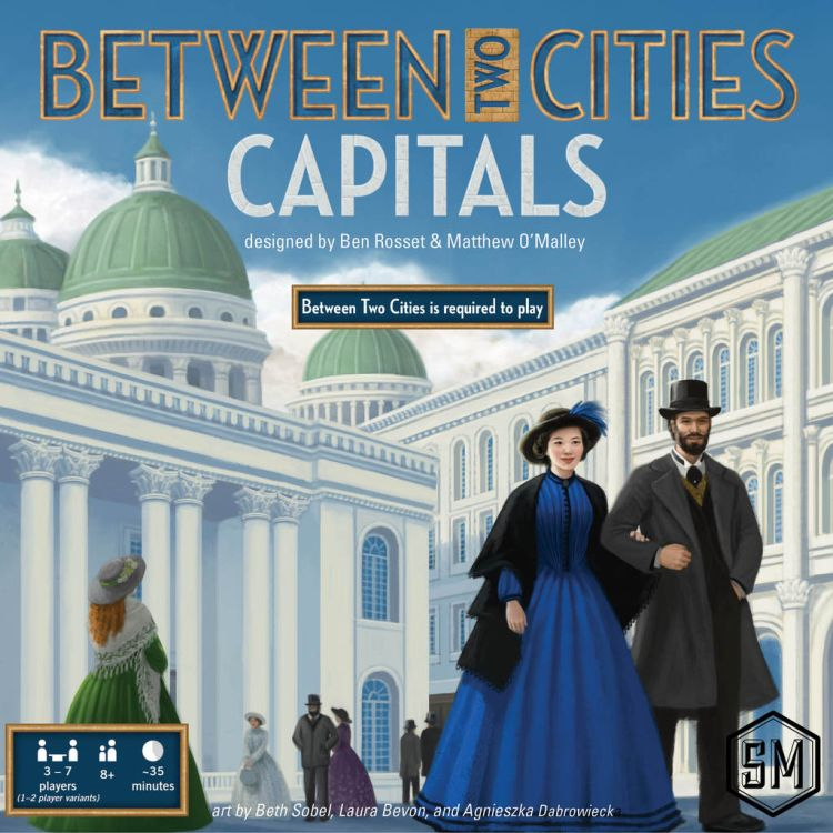 Between Two Cities: Capitals - obrázek