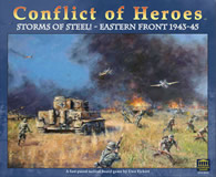 Conflict of Heroes: Storms of Steel! - Kursk 1943 - obrázek