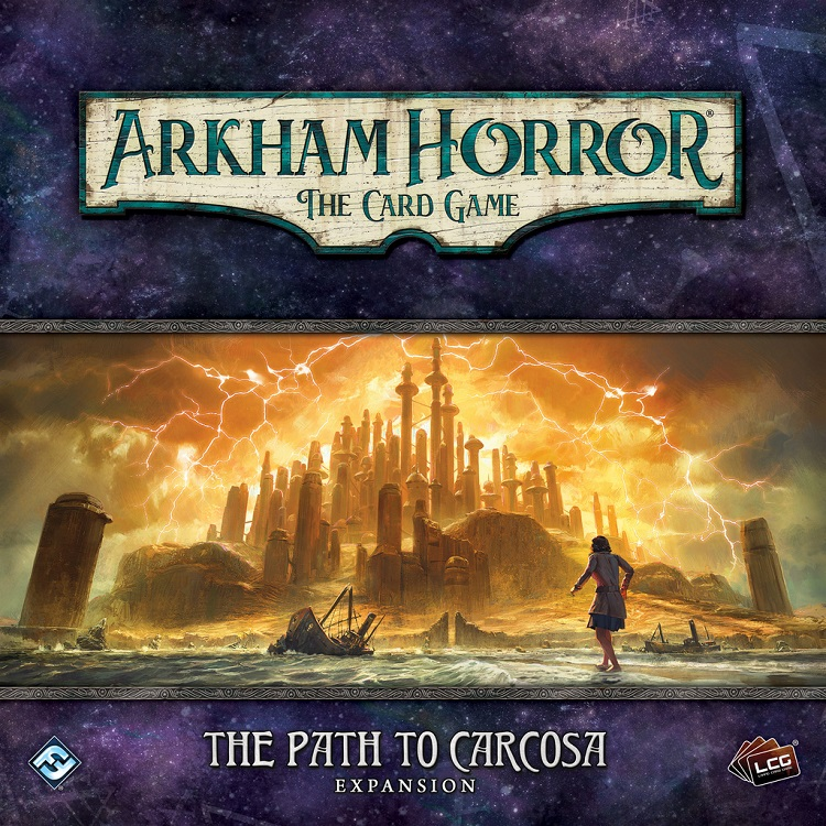 Arkham Horror: The Card Game – The Path to Carcosa - obrázek