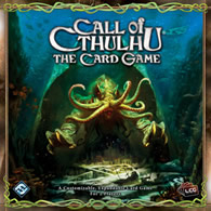 Call of Cthulhu: The Card Game - Praha