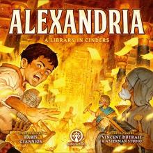 Alexandria: Board Game Shelf Promo (2017)