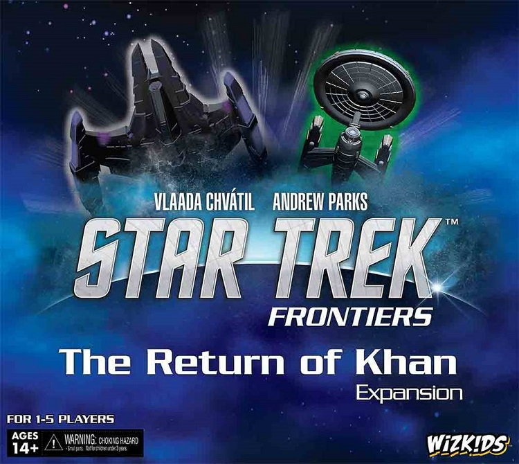 Star Trek: Frontiers – The Return of Khan - obrázek