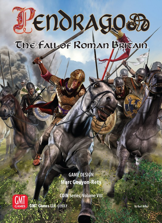 Pendragon: The Fall of Roman Britain - obrázek