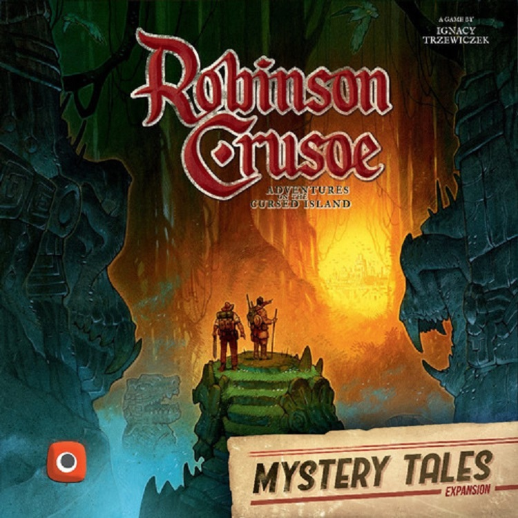 Robinson Crusoe: Adventures on the Cursed Island - Mystery Tales - obrázek