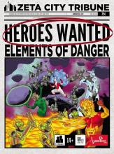 Heroes Wanted : Elements of Danger