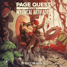 Page Quest SEASON 1: Mythical Artifacts