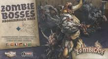 Zombicide BP - Bosses Abdomination pack
