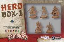 Zombicide - Hero Box 1