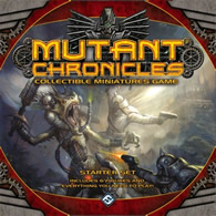 Mutant Chronicles - Kompletni + Darek