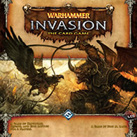 Warhammer Invasion The Skavenblight Threat