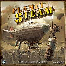 Planet Steam - vo fólii