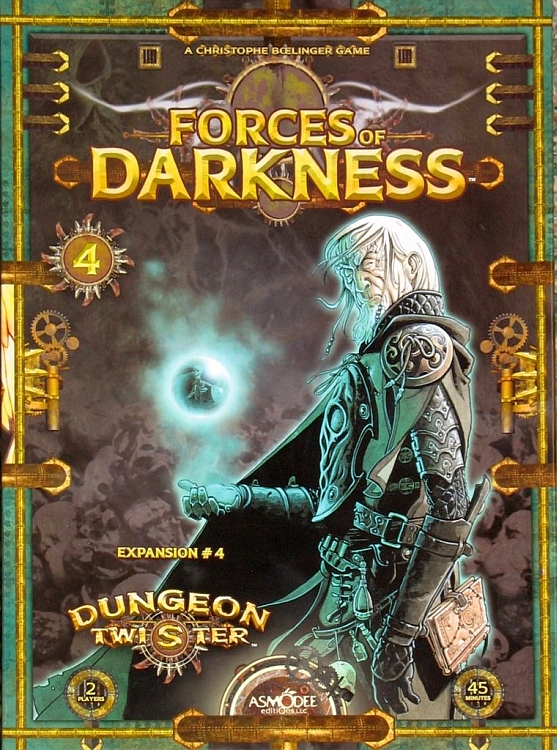 Dungeon Twister - Forces of Darkness - obrázek