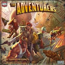 The Adventurers - The Temple of Chac