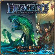 Descent: Sea of Blood - obrázek