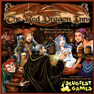 Red Dragon Inn 1+2+3 (Nerozbalené)