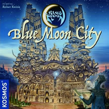 Blue Moon City - Olomouc