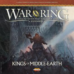 War of the Ring: Kings of Middle-earth - obrázek