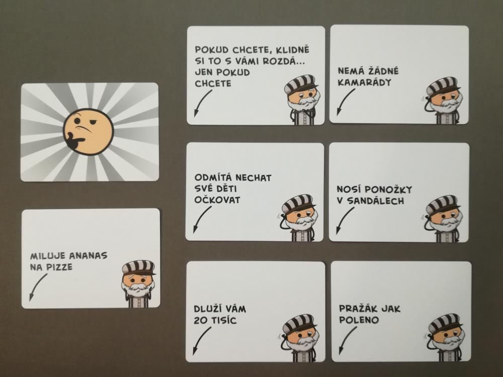 Doplňkové karty