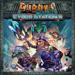 Clank! In! Space!: Cyber Station 11 - obrázek