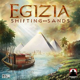 Egizia: Shifting Sands KS