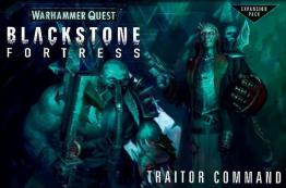 Warhammer Quest: Blackstone Fortress – Traitor Command