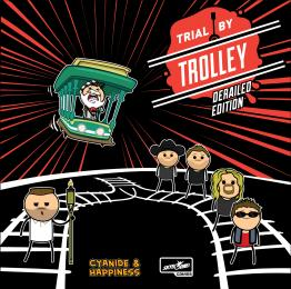 Trial by Trolley + Kickstarter Expansion + SG