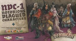 Zombicide: Black Plague NPC-1