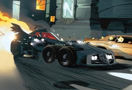 Batman: Gotham City Chronicles – The Batmobile Expansion - obrázek