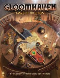 Gloomhaven: Jaws of the Lion (EN) - nehraná