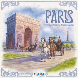 PARIS (Kickstarter Deluxe edition 2020)