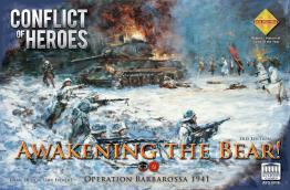 Conflict of Heroes: Awakening the Bear (3rd ed.)
