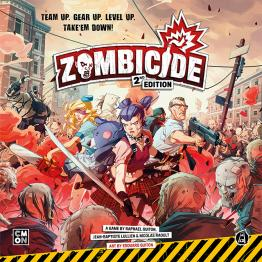 Zombicide 2nd Edition - Presidential Box (KS,nová)