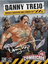 Zombicide 2nd Edition - Danny Trejo Set