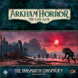 Arkham Horror: The Card Game – The Innsmouth Conspiracy - obrázek
