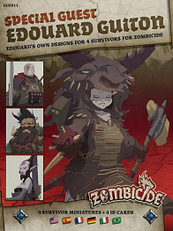 Zombicide-Edouard Gution(Special Guest)