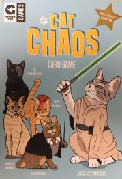 Cat Chaos Card Game: Celebrity Edition - obrázek