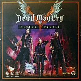 Devil May Cry The Bloody Palace (Kickstarter)