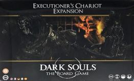 Dark Souls: The Board Game – Executioners Chariot Boss Expansion - obrázek