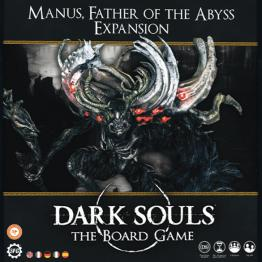 Dark Souls: The Board Game – Manus, Father of the Abyss Boss Expansion - obrázek
