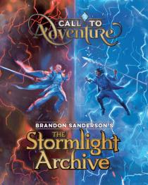 Call to Adventure: The Stormlight Archive - obrázek